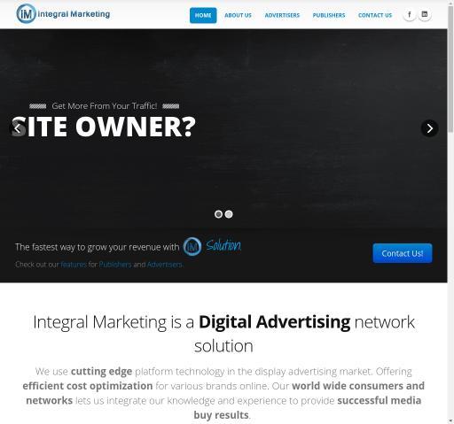 Integral Marketing