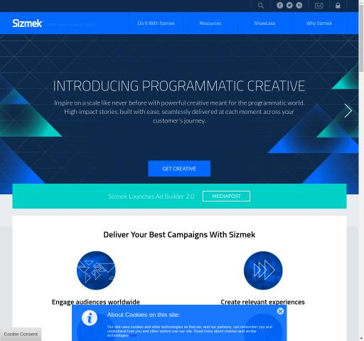 Sizmek (formerly MediaMind)