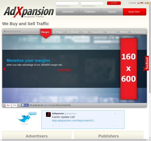 AdXpansion