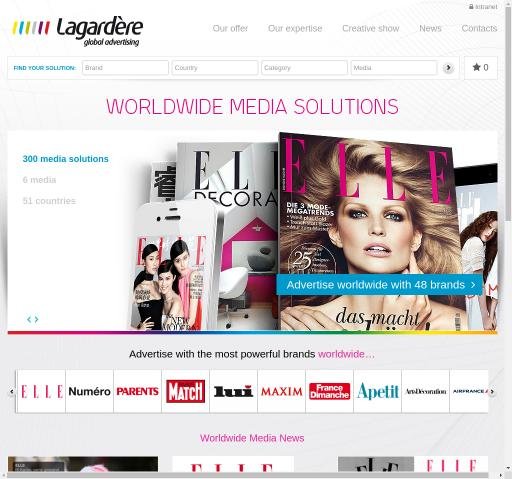 Lagardère Advertising