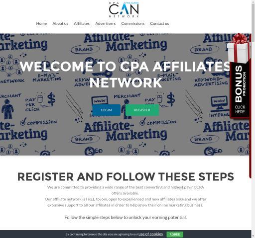 CPA Affiliates Network