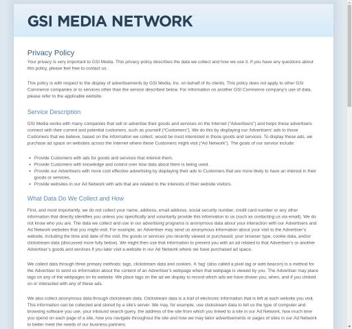 GSI Media Network