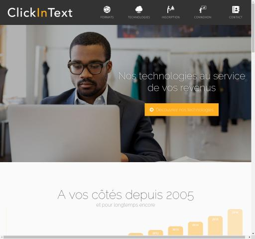 ClickInText