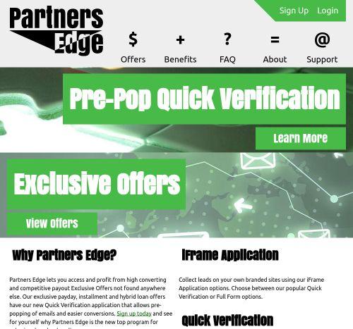 Partners Edge