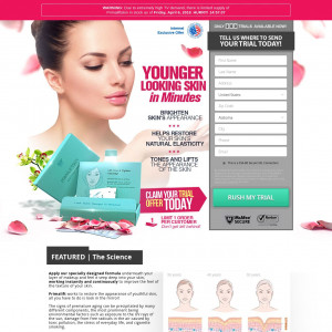 Primaliftskin With Vitamin C Eye Serum Upsell - Trial - US