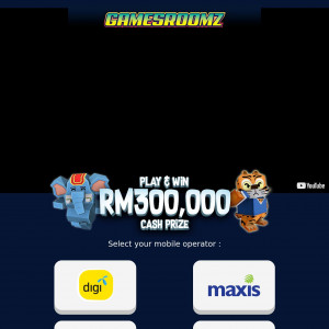 U Mobile - Bouncy Dango 2 click MY-Clickky