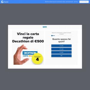 Decathlon 500 (IT) (Incentive)