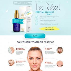 Le Reel Anti-Aging Serum - Desktop/Mobile [SK] COD