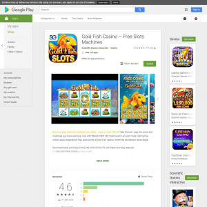 Gold Fish Casino Slots:老虎机 - 网上赌场