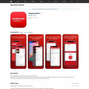 TR - Akbank Direkt - iOS