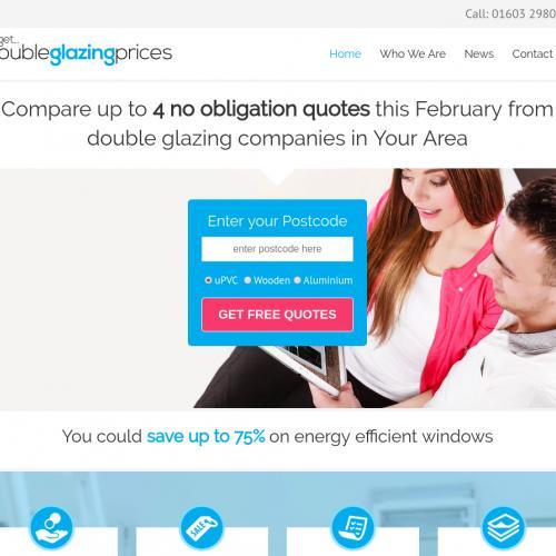 (2620) [WEB] Get double glazing prices - UK - CPL