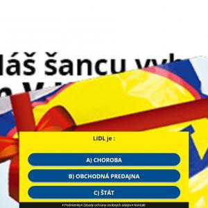 GamesUnlimited - Lidl Voucher (SK) (Incentive)