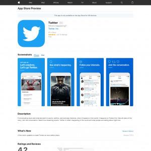 US - Twitter - iOS