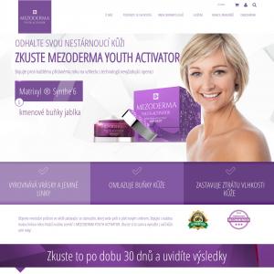 Mezoderma Cream - [COD] - Anti-Wrinkle Cream - CPA [CZ]