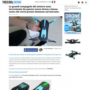 The Cool Drone [IT]
