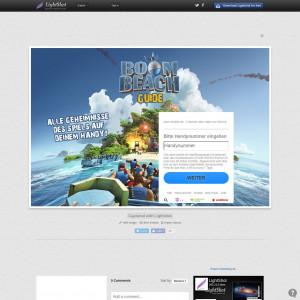 Boom Beach Tutorial (Full Version) - DE - Mobile Responsive