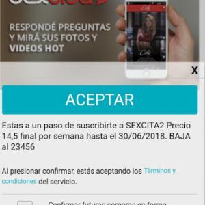 Sexcita2 Personal AR (Personal)