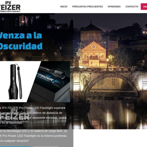 Feizer IPX [COD] - Super Flashlight - CPA [ES]