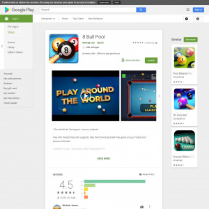 8 Ball Pool - Android[GB]