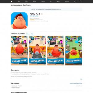 Fit the Fat 2 - iOS[CA,GB]