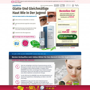 Awaderm - Lifting and Anti-Aging Eye Cream