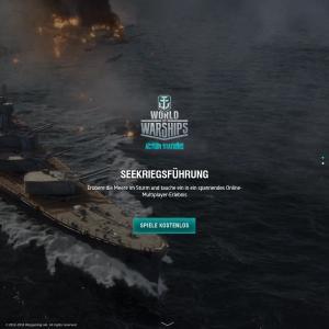World of Warships CA - DOI