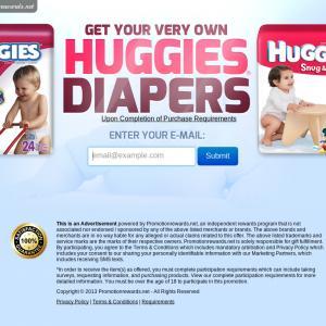 Huggies Samples