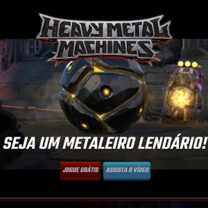 Heavy Metal Machines[BE,RU]