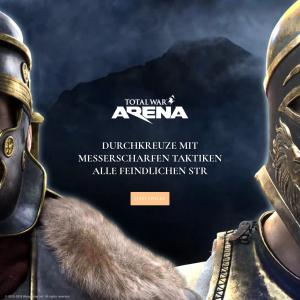 Total War: Arena - RO - DOI