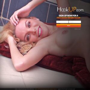 """HookUp.com (CPL - DOI Desktop) (""""Регистрация DOI"""")"""