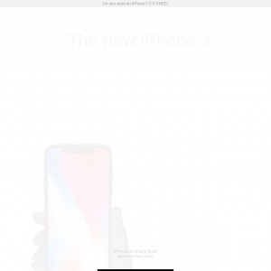 iphonex_white-CC SUBMIT -Tier1-EN - Sweepstake - Responsive