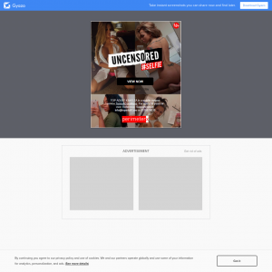 Uncensored Selfie - Vodacom, MTN (ZA)