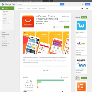 "AliExpress (Android) - multi GEO (""Установка + вход TH, PH"")"