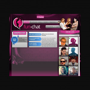 DACH - Mobile & Desktop - Dating - Hot Community