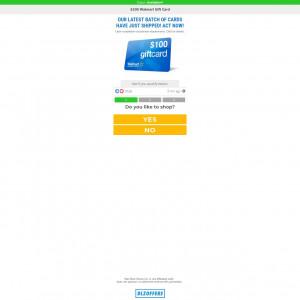 DLZO V3C $1000 Walmart US