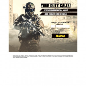 Jamster BR mobile - duty_calls_responsive CPA PRIVATE