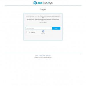ZenSurveys Easy CA