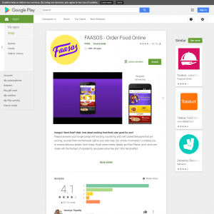 FAASOS* (Android) IN - Non incent