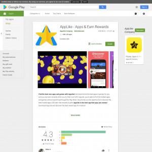 AppLike (Android 4.0.3+) CA - Non incent