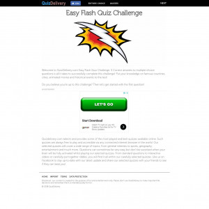 Videoquizstar - Flash Quiz GB