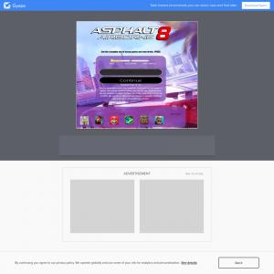 Asphalt8 - CPA - CellC  (iPhone, iPad, Android, Windows phone, BlackBerry, Kindle, Desktop) ZA - Non incent