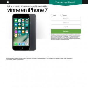 Win iPhone 7 - NO - SOI