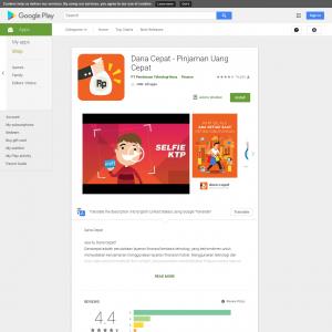 Dana Cepat (Android 4.0.3+) ID - Non incent