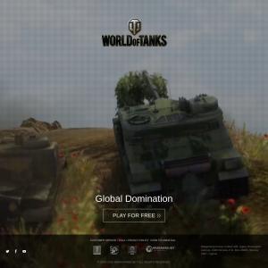 World of Tanks - CPL DOI [US] Desktop