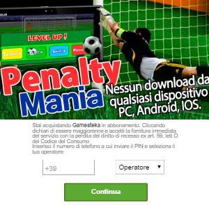 Penalty Mania Italy