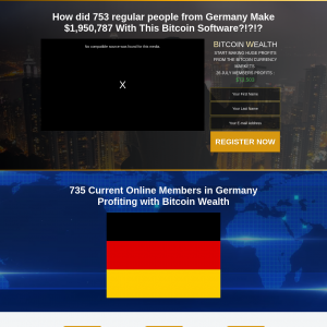 Bitcoin Wealth - Responsive - WW - Finance - CPA