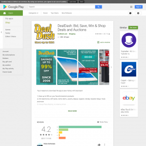 DealDash Android App US
