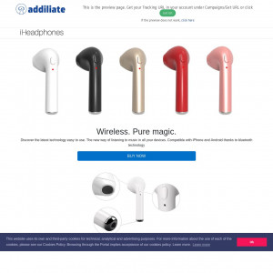 iHeadphone_Wireless MX