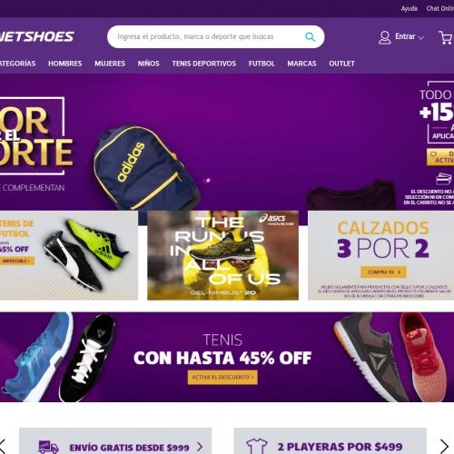 Netshoes México - Ordem de compra confirmado